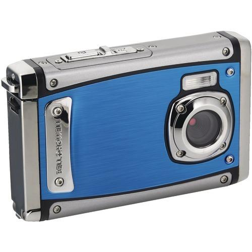 Bell+howell 20-megapixel 1080p Hd Wp20 Splash3 Underwater Digital Camera (blue) (pack of 1 Ea)