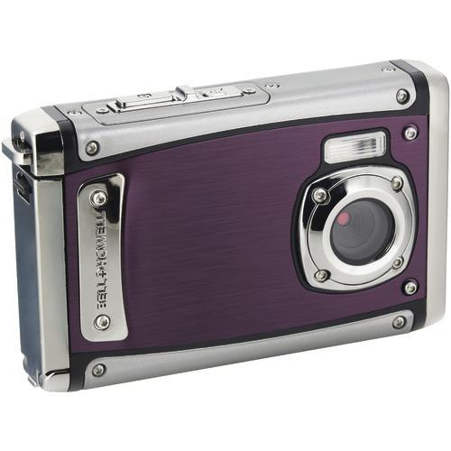 Bell+howell 20-megapixel 1080p Hd Wp20 Splash3 Underwater Digital Camera (purple) (pack of 1 Ea)