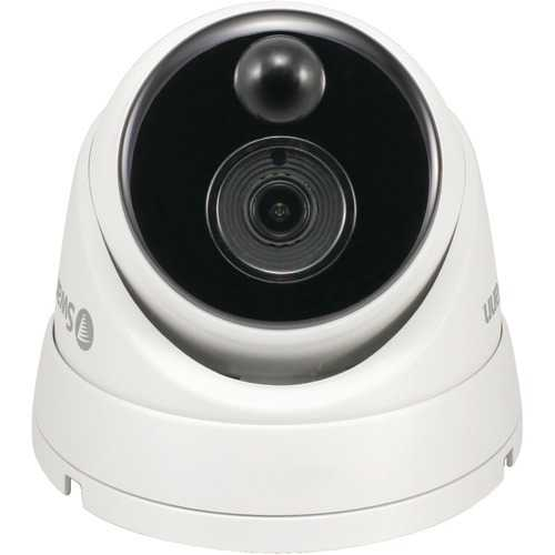Swann Pro-1080msb 1080p 2.1-megapixel Pir Add-on Dome Camera (pack of 1 Ea)