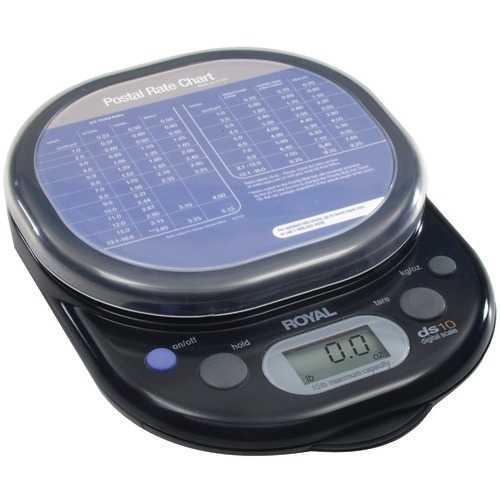Royal Ds-10 Postal Scale (pack of 1 Ea)