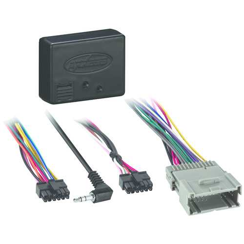 Axxess Gm 2004-2009 Lan Interface (pack of 1 Ea)