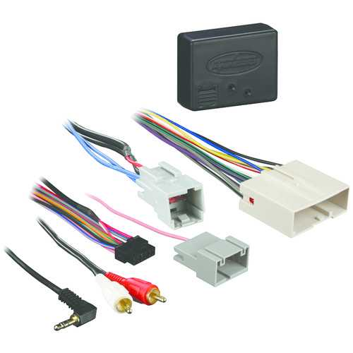 Axxess Ford 2007 & Up Can Harness (pack of 1 Ea)