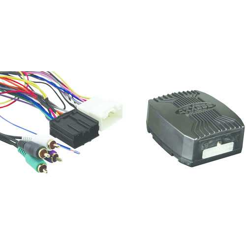Axxess Mitsubishi 2007-2013 Amp Interface (pack of 1 Ea)