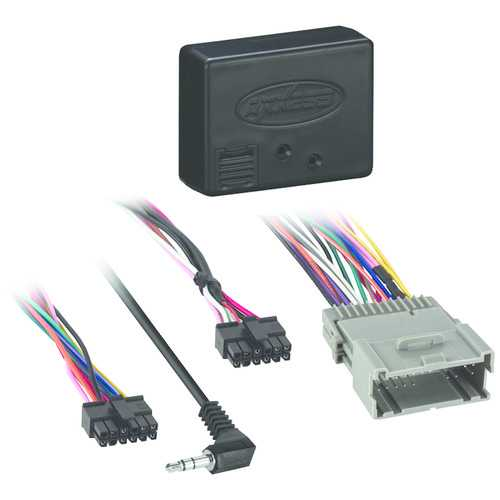 Axxess Gm 2000-2013 Class 2 Interface (pack of 1 Ea)