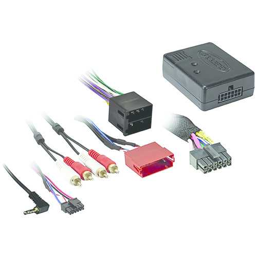 Axxess Fiat 500 2012-2015 Can Interface (pack of 1 Ea)
