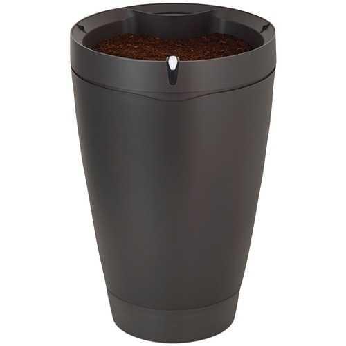 Parrot Parrot Pot (black) (pack of 1 Ea)