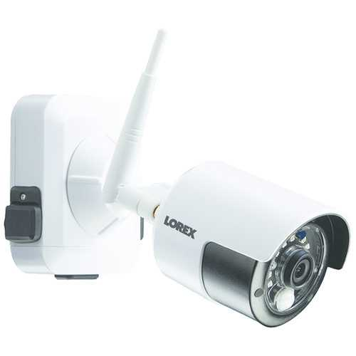 Lorex By Flir Add-on Rechargeable Wire-free 1080p Security Camera (single) (pack of 1 Ea)