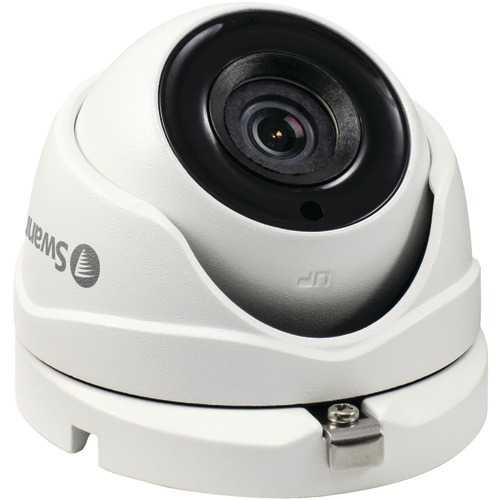 Swann Pro-t891 1080p Full Hd 5.0-megapixel Add-on Dome Camera (pack of 1 Ea)