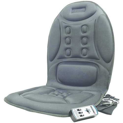 Wagan Tech Deluxe Ergo Comfort Rest Seat Cushion (pack of 1 Ea)
