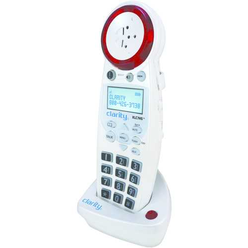 Clarity Expandable Handset For Lc7bt Cordless Amplified Phone (pack of 1 Ea)