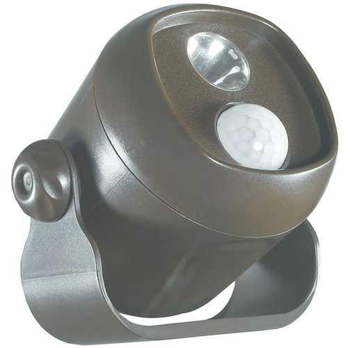 Acclaim Lighting Motion-activated Led Mini Spotlight (bronze) (pack of 1 Ea)