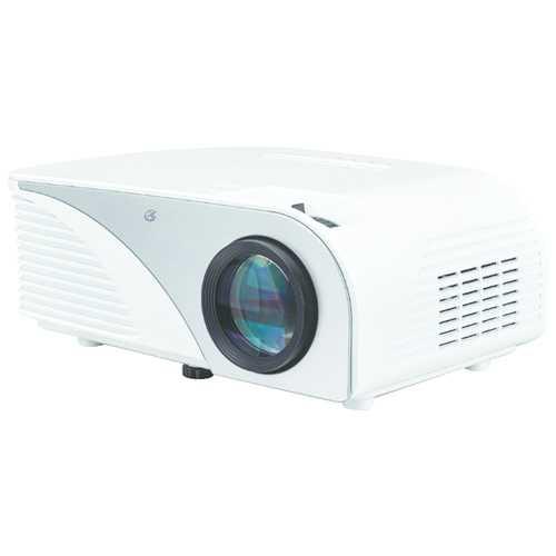 Gpx 1080p Pj308w Mini Projector (pack of 1 Ea)