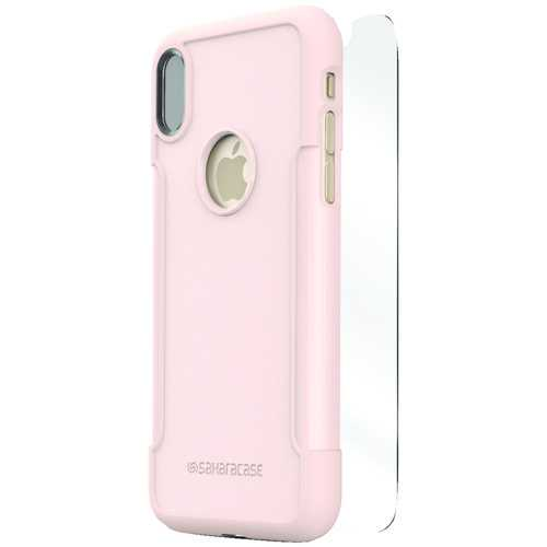 Saharacase Classic Protective Kit For Iphone X (rose Gold) (pack of 1 Ea)