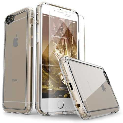 Saharacase Clear Protective Kit For Iphone 6 And 6s (pack of 1 Ea)