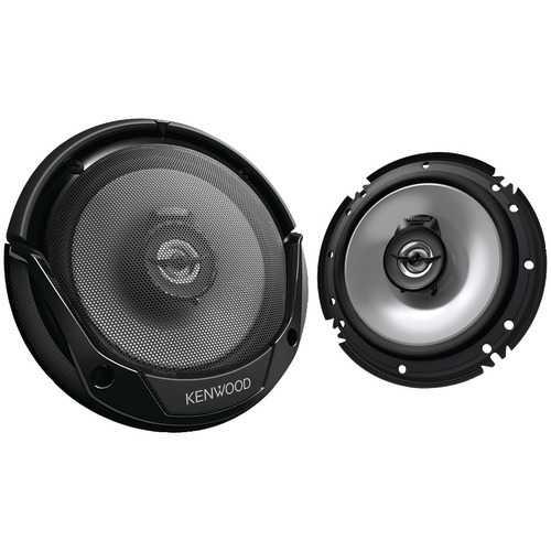 """Kenwood 6.5"""" 2-way Speaker System, 300-watts Max Power (pack of 1 Ea)"""