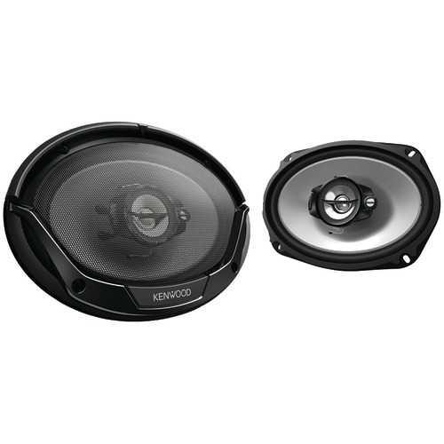 "Kenwood 6"" X 9"" 3-way Speaker System, 400-watts Max Power (pack of 1 Ea)"