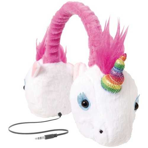 Retrak Retractable Animalz Headphones (unicorn) (pack of 1 Ea)