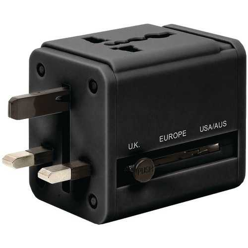 Retrak Premier Universal Travel Adapter (pack of 1 Ea)