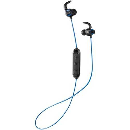 Jvc Xx Fitness Sound-isolating Bluetooth Earbuds (blue) (pack of 1 Ea)