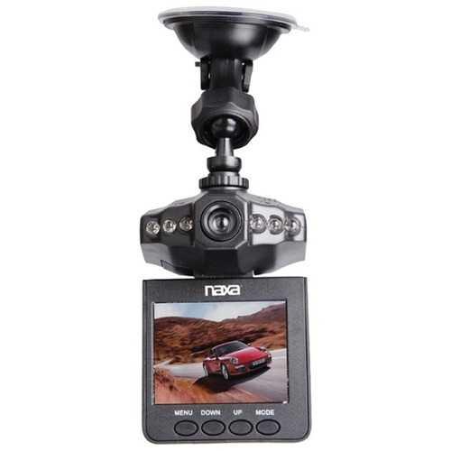Naxa Ncv-6001 Portable Hd Dash Cam (pack of 1 Ea)