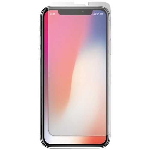 At&t Tempered Glass Screen Protector For Iphone X (pack of 1 Ea)