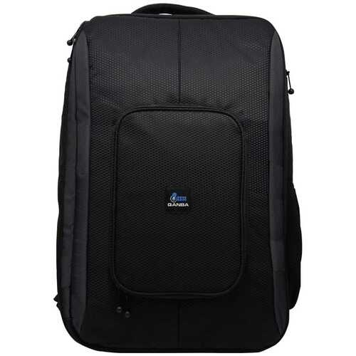 Qanba Aegis Travel Backpack (pack of 1 Ea)