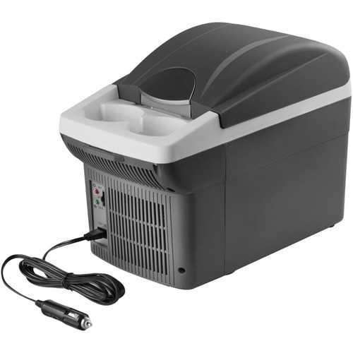 Wagan Tech 12-volt 6-quart Personal Fridge And Warmer (pack of 1 Ea)