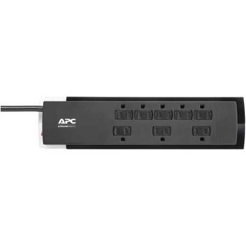 Apc 8-outlet Surgearrest Performance Series Surge Protector, 6ft Cord (pack of 1 Ea)