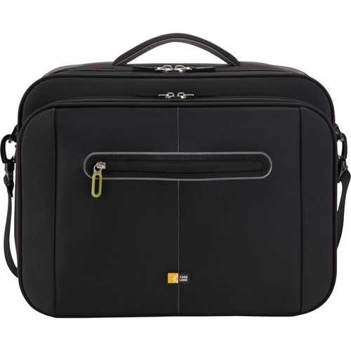 "Case Logic 16"" Track Clamshell Laptop Briefcase (pack of 1 Ea)"