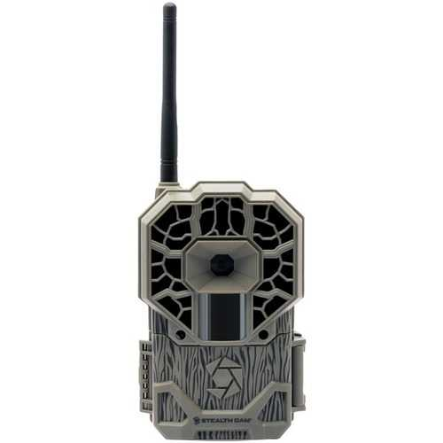 Stealth Cam 22.0-megapixel Wireless No Glo Trail Cam (at&t Sim) (pack of 1 Ea)