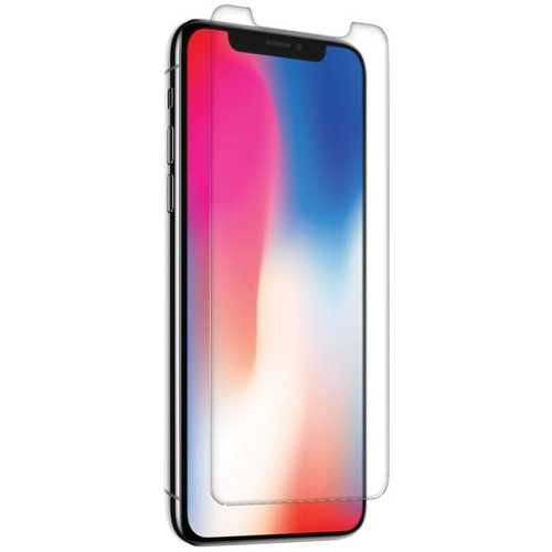 Znitro Tempered Glass Screen Protector For Apple Iphone X (pack of 1 Ea)