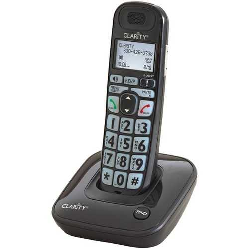 Clarity D703 Amplified Cordless Phone (pack of 1 Ea)