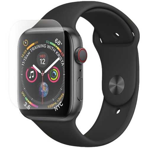 Znitro Nitro Shield Tempered-glass Screen Protector For Apple Watch, 2 Pk (44mm) (pack of 1 Ea)