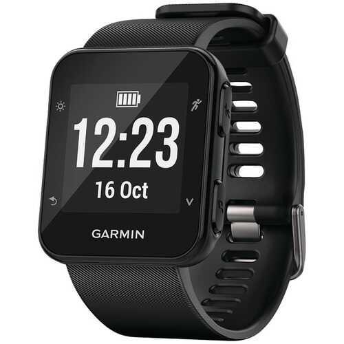Garmin Forerunner 35 Gps-enabled Running Watch (black) (pack of 1 Ea)