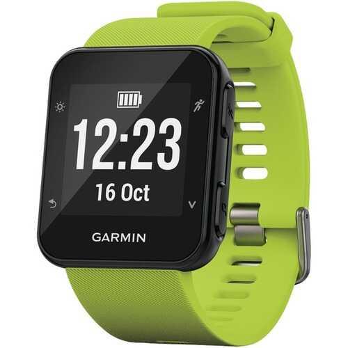 Garmin Forerunner 35 Gps-enabled Running Watch (limelight) (pack of 1 Ea)