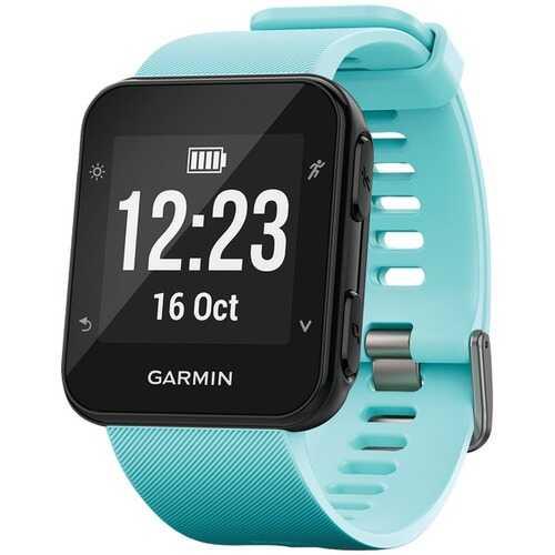 Garmin Forerunner 35 Gps-enabled Running Watch (frost Blue) (pack of 1 Ea)