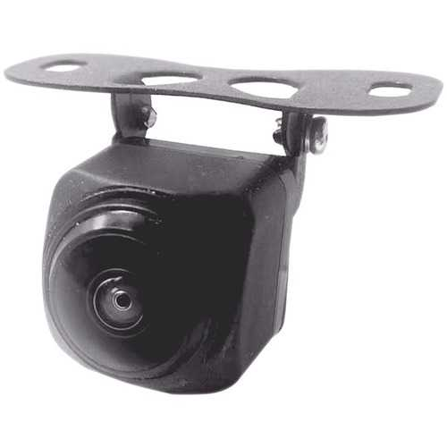 Boyo Vision Rearview Bracket-mount Camera With Wide Viewing Angle (pack of 1 Ea)