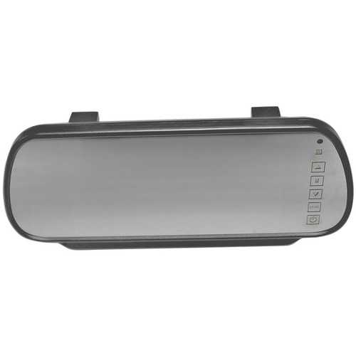 Boyo Vision 7-inch Rearview Mirror Monitor (pack of 1 Ea)