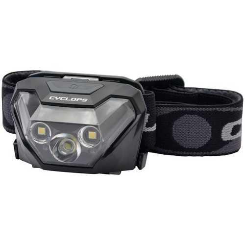 Cyclops 500-lumen Headlamp (pack of 1 Ea)