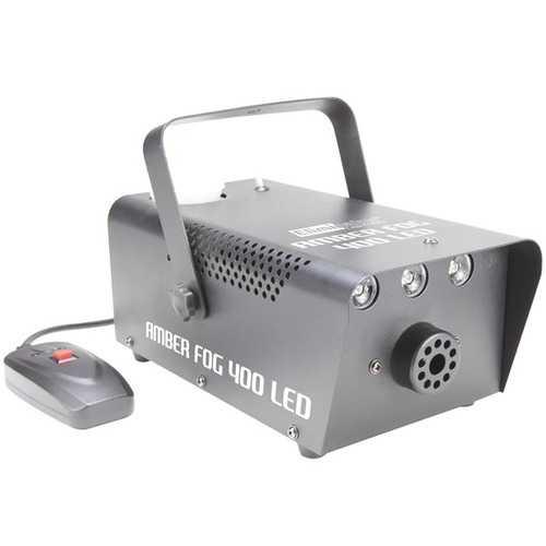 Eliminator Lighting Amber 400 Fog Machine (pack of 1 Ea)