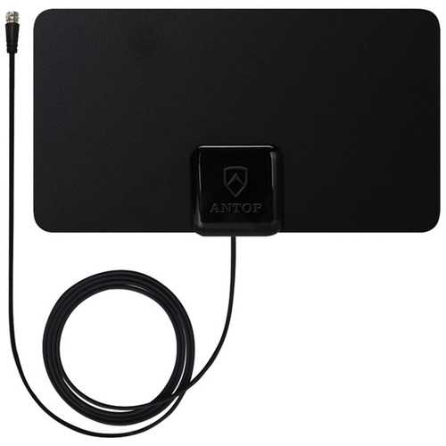 Antop Antenna Inc. Paper-thin At-108 Indoor Hdtv Antenna (pack of 1 Ea)