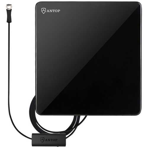 Antop Antenna Inc. Flat-panel At-206b Indoor Hdtv Antenna (pack of 1 Ea)