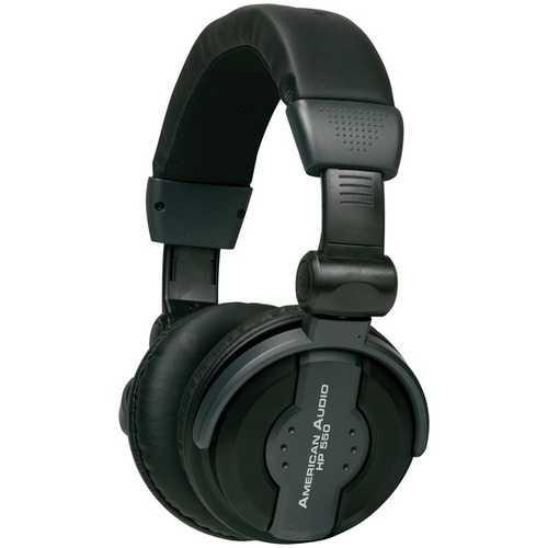 Adj Hp 550 Dj Headphones (pack of 1 Ea)