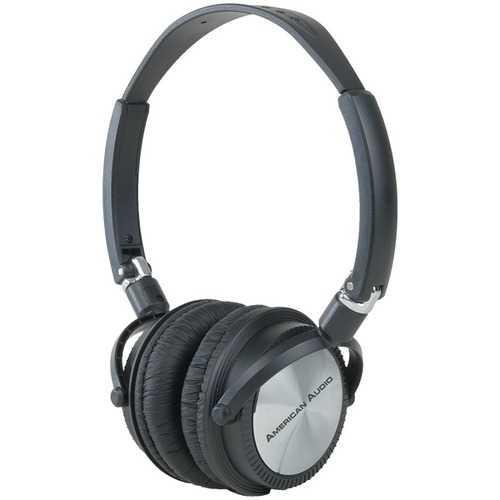 Adj Hp 200 Dj Headphones (pack of 1 Ea)