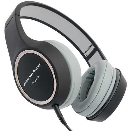 Adj American Audio Bl4568 Dj Headphones (pack of 1 Ea)