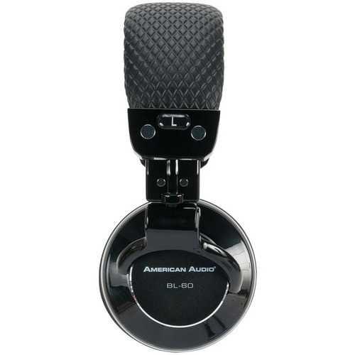 Adj American Audio Bl6170 Dj Headphones (pack of 1 Ea)
