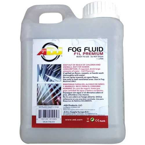 Adj F1l555 Premium Fog Fluid (pack of 1 Ea)