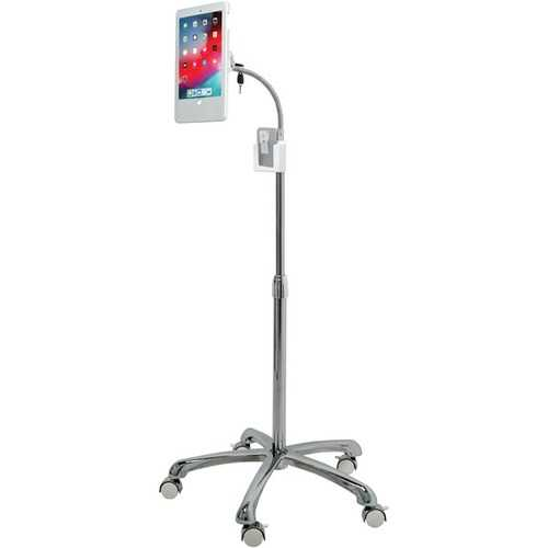 Cta Digital Heavy-duty Security Floor Stand For Ipad (pack of 1 Ea)