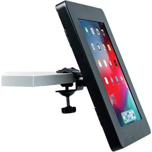 Cta Digital Premium Locking Shelf Mount For 9.7-inch To 10.5-inch Tablets (pack of 1 Ea)