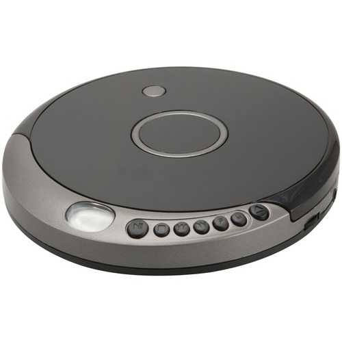 Gpx Cd And Mp3 Player With Bluetooth (pack of 1 Ea)